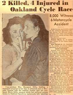 1941 Oakland Article